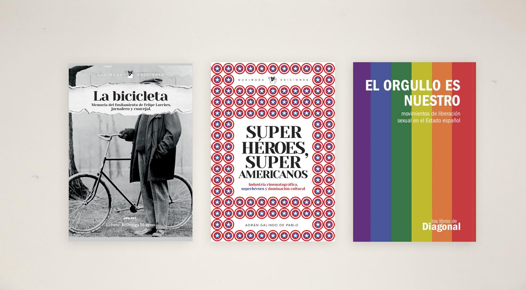 Diseño editorial — Libros, periódicos, informes, revistas